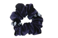 This fabulous ponytail holder is made with soft fabric. T15
